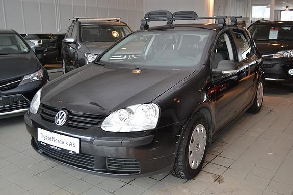 Volkswagen Golf 1,4 80hk Comfortline  2007, 72500 km, kr 75000,-