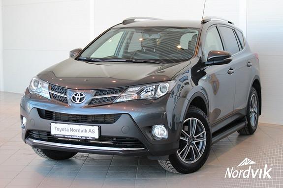 Toyota RAV4 2,2 D-CAT 4WD Exective aut  2014, 51774 km, kr 385000,-