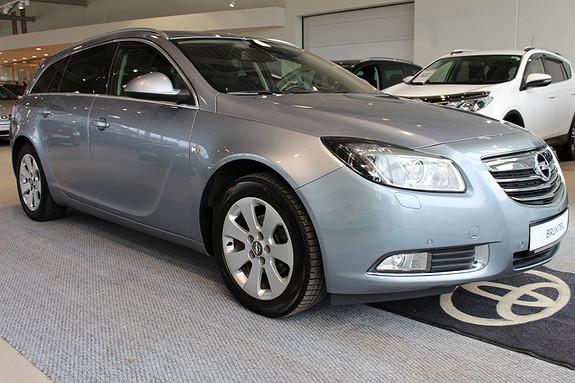 Opel Insignia 2.0 CDTi Edition Skinn, xenon, Aut, navi  2009, 149748 km, kr 129000,-