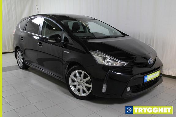 Toyota Prius 1,8 VVT-i Hybrid Premium Skyview/DAB+/Skinn/Garanti