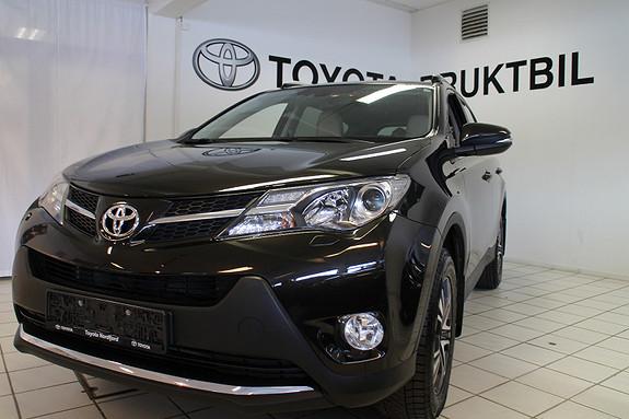 Toyota RAV4 2,2 4WD Executive 150 hk  2014, 56300 km, kr 359900,-