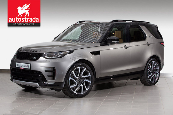 Land Rover Discovery Discovery 3.0TDV6 HS