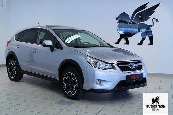 Subaru XV Premium Luke Skinn Navi Cruise