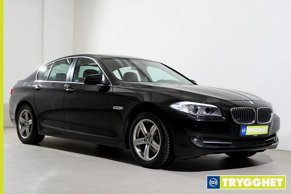 BMW 5-serie 520d Automat Navi-HiFi ProLogic7-Krok-Skinn-sportsseter
