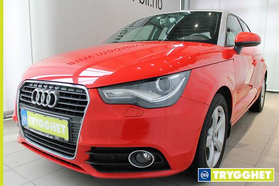 Audi A1 Sportback 1,2 TFSI Ambition XENON, BLUETOOTH, CRUISEKON