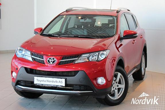 Toyota RAV4 2,0 D-4D 2WD Executive  2014, 71000 km, kr 289000,-