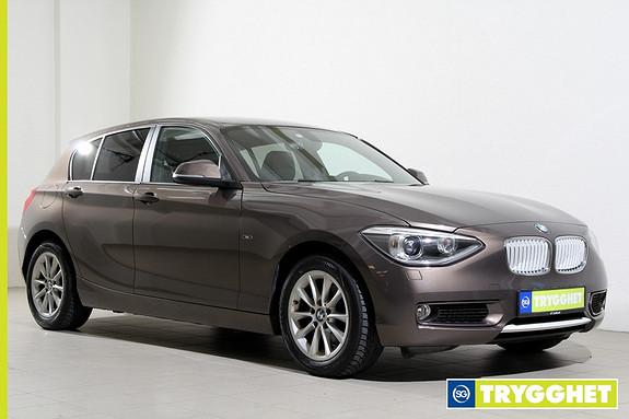 BMW 1-serie 118d xDrive 143hk Advantage Edition