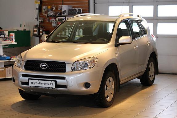 Toyota RAV4 2,2 D-4D 136hk DPF DAB+/KROK/HANDSFREE/LAV KM  2009, 118191 km, kr 164000,-