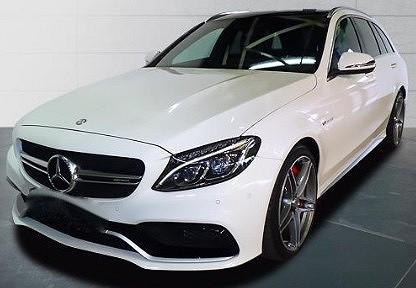 Mercedes-Benz C-Klasse C63T AMG-S 510hk, Distronic Plus, Head Up, Panorama, 360 C  2015, 9500 km, kr 998000,-