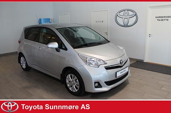 Toyota Verso-S 1,33 Dynamic S&S Multidrive S *VELHOLDT**AUTOMAT**RYGGE  2012, 29900 km, kr 159000,-