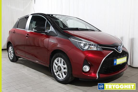 Toyota Yaris 1,5 Hybrid Active BiTone e-CVT Demobil-Se km!-DAB+ +++