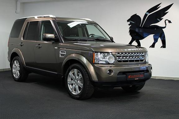 Land Rover Discovery HSE Luke Varmer Feste Premium skinn