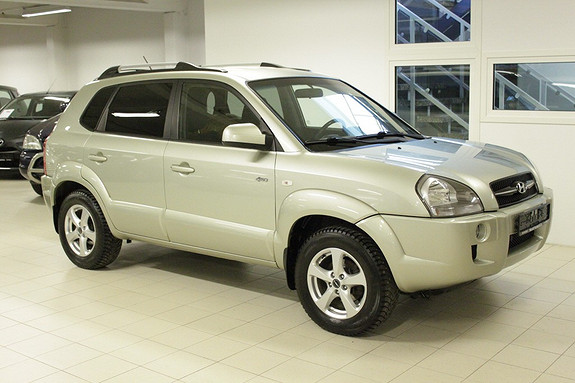 Hyundai Tucson 2,0 CRDI GLS 4wd  2007, 117000 km, kr 119000,-