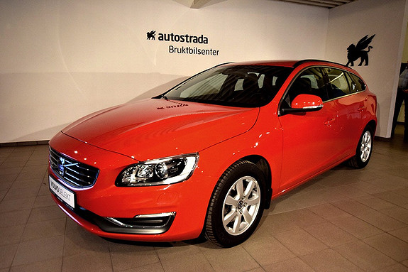 Volvo V60 D2 Momentum 108g Innbyttekampanje!