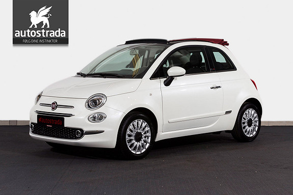 Fiat 500 Cabriolet Lounge