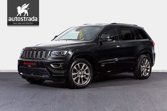 Jeep Grand Cherokee 3.0 CRD 8AT 250hk 75th Edition
