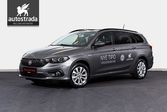 Fiat Tipo TIPO 1.6D DDCT 120hk LOUNGE
