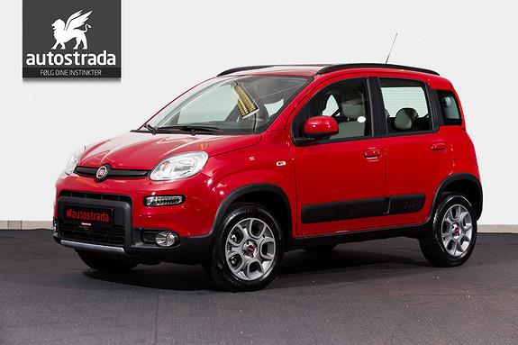 Fiat Panda Lounge Pluss 4x4