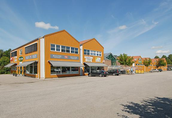 Kontorlokaler til leie i Wilberg Senteret, Fredrikstad