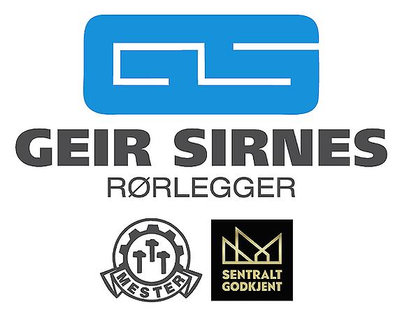 Rørlegger Geir Sirnes AS