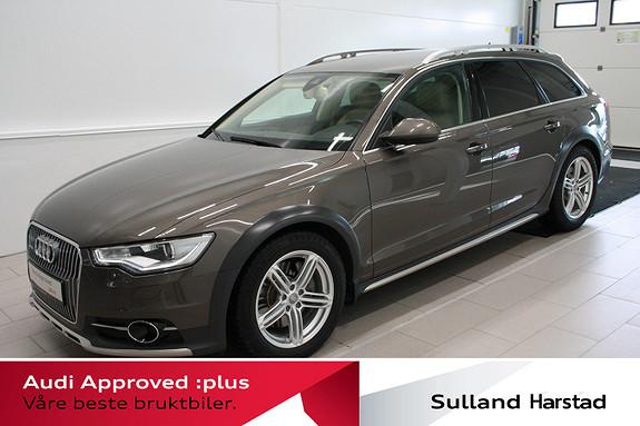Audi A6 allroad quattro 3.0 TDI 204hk S tronic ,Navi,parksens,tlf,DAB+,