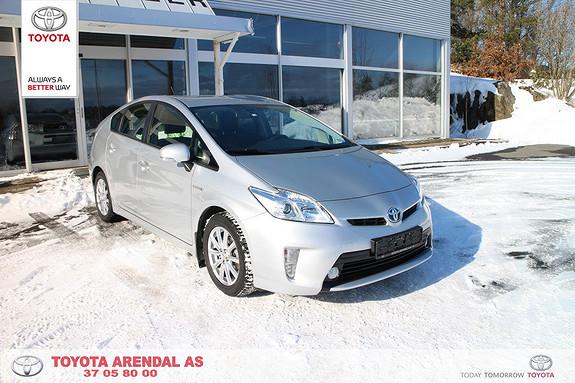 Toyota Prius 1,8 VVT-i Hybrid Advance Meget pen 1 eiers bil, Hybrid  2012, 54000 km, kr 179000,-