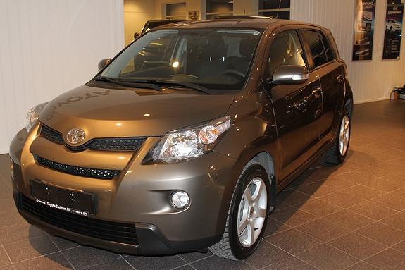 Toyota Urban Cruiser 1,4 D-4D Dynamic AWD Motor- og kupevarmer/1000 metere  2013, 73225 km, kr 169000,-