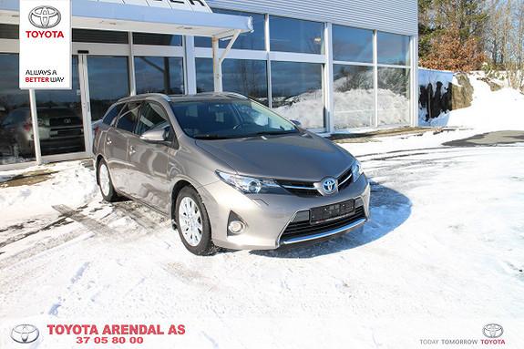 Toyota Auris 1,8 Hybrid E-CVT Active Go navi Auris Hybrid, Navi +++  2015, 45000 km, kr 249000,-