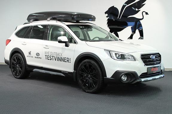 "Subaru Outback 2.5i Aut. Premium Offroadpakke 20"""