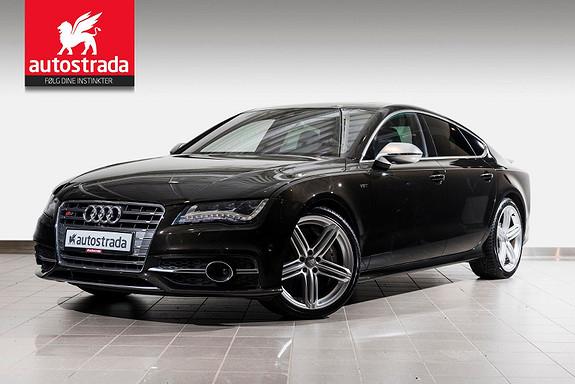 Audi S7 4.0TFSI quattro 420hk / Alt utstyr!
