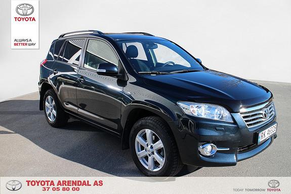 Toyota RAV4 2,2 D-CAT AT Vanguard Executive  2012, 52700 km, kr 279000,-