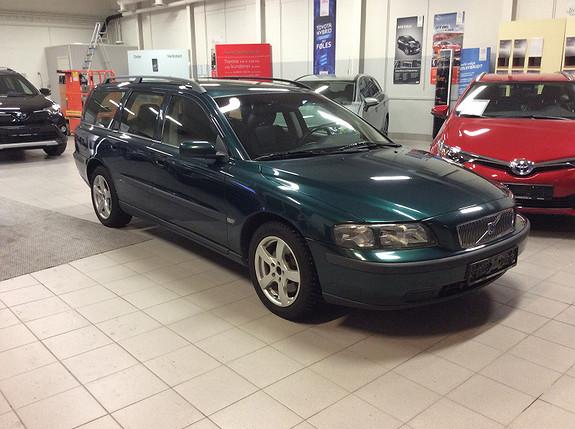 Volvo V70 2,4 D5  2003, 215000 km, kr 91000,-
