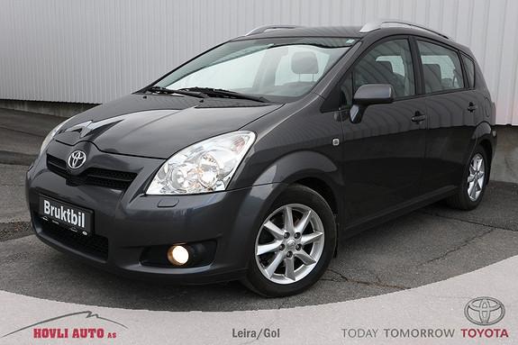 Toyota Corolla Verso 2,2 D-4D DPF Sol - Tectylert - EU 2019 -  2007, 173100 km, kr 89900,-