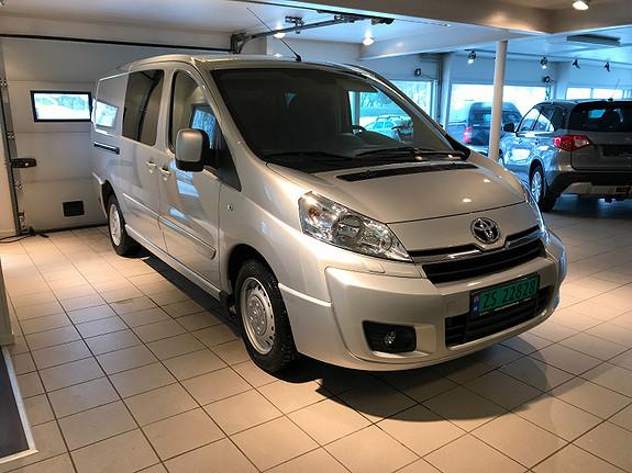 Toyota Proace 2.0 L2H1  2015, 48717 km, kr 219000,-