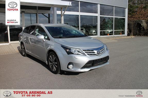 Toyota Avensis 1,8 147hk Adv. InBusiness 2.0 M-drive S Taxi kjørt  2013, 308000 km, kr 95000,-