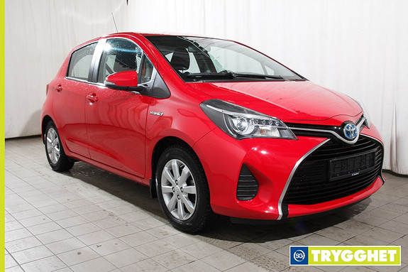 Toyota Yaris 1,5 Hybrid Active e-CVT Navigasjon-Ryggekamera-DAB+