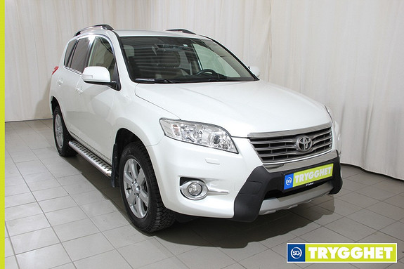 Toyota RAV4 2,2 D-4D Vanguard Executive Ryggekamera- Nav- Bluetooth