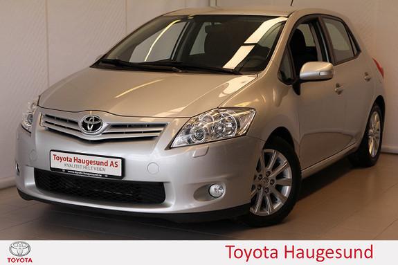 Toyota Auris 1,4 D-4D (DPF) Advance Autoklima, setevarme, tectylert  2012, 90974 km, kr 129000,-