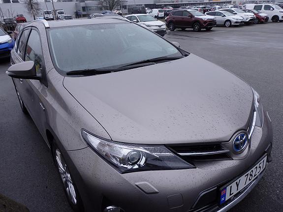 Toyota Auris 1.8 TS ACTIVE  2015, 48000 km, kr 239000,-