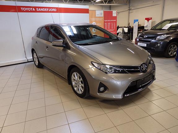 Toyota Auris 1.33 VVT-i STYLE  2014, 39000 km, kr 199000,-