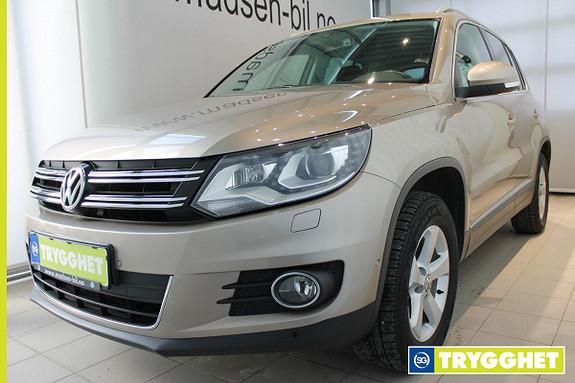 Volkswagen Tiguan 2,0 TDI 140hk 4M Sport & Style BMT DSG HENGERFESTE, BI-
