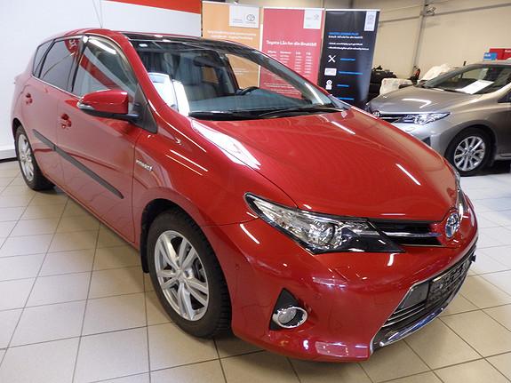 Toyota Auris 1.8 EXECUTIVE  2014, 17000 km, kr 245000,-