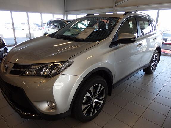 Toyota RAV4 2.0VVT-i Executive  2015, 30000 km, kr 409000,-