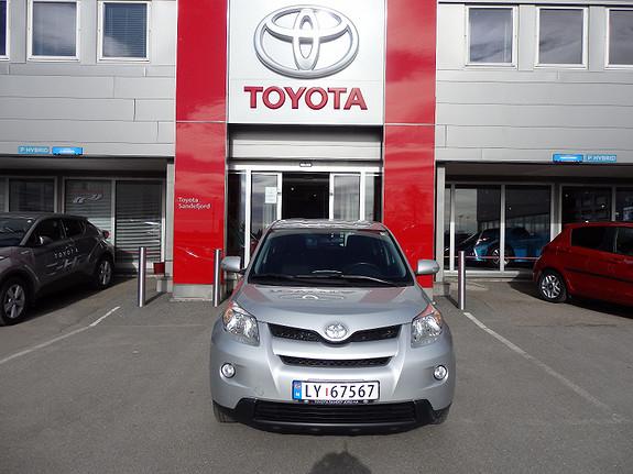 Toyota Urban Cruiser 1.4D-4D DPF DYNAMIC  2009, 115000 km, kr 119000,-