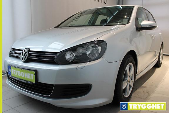 Volkswagen Golf 1,6 TDI 105hk BlueMotion CLIMATRONIC, VARMESETER, EL. S