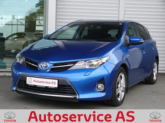 Toyota Auris 1,8 Hybrid E-CVT Active+  2014, 30000 km, kr 239000,-
