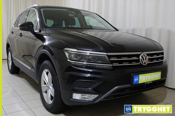 Volkswagen Tiguan 2,0 TDI 150hk 4M DSG Highline NY MYE UTSTYR