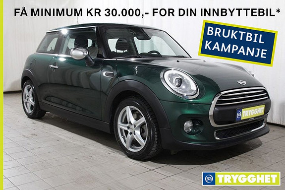 MINI One 102hk Norsk-DAB-LED-Chili-PDC-Blåtann-Cruisctr-Klima