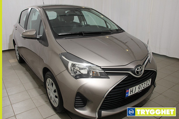 Toyota Yaris 1,0 Active Demobil