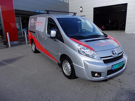 Toyota Proace 2.0 HDi Lang  2015, 41000 km, kr 219000,-
